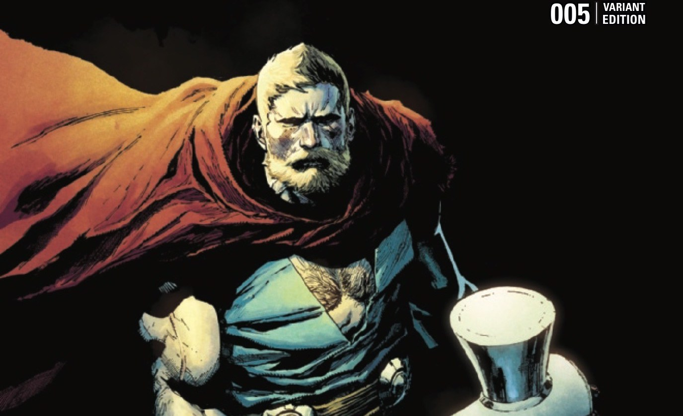 The Unworthy Thor #5 Review