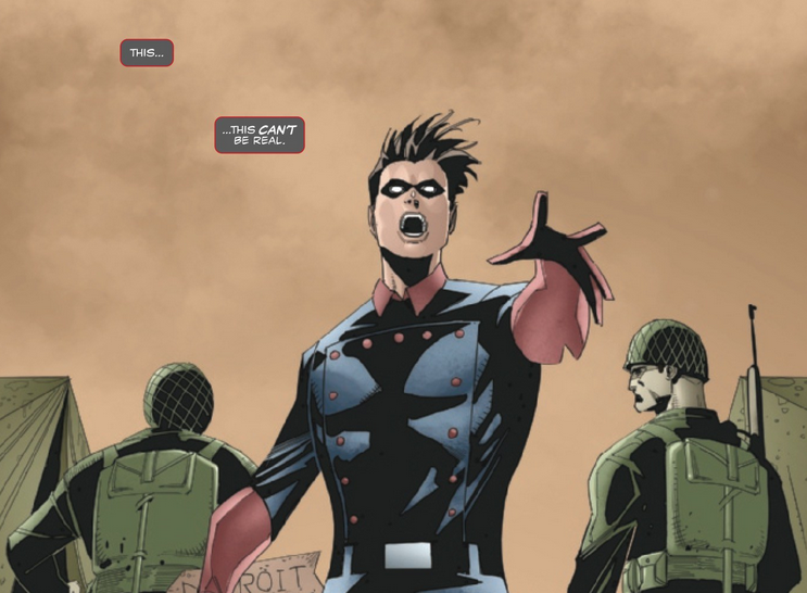 Thunderbolts #11 Review