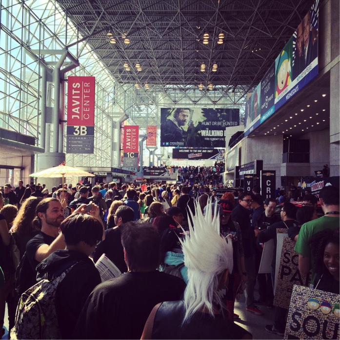 Bringing The Room Down: The Top 4 DON'Ts of Comic Conventions