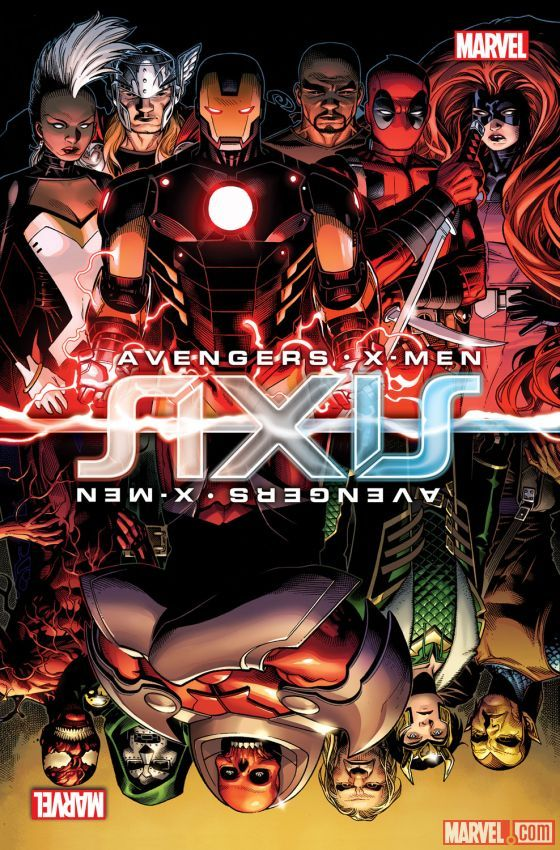 Avengers & X-Men: Axis TPB Review