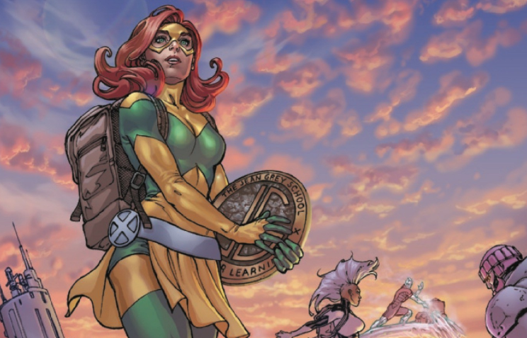 Marvel Preview: Extraordinary X-Men #20