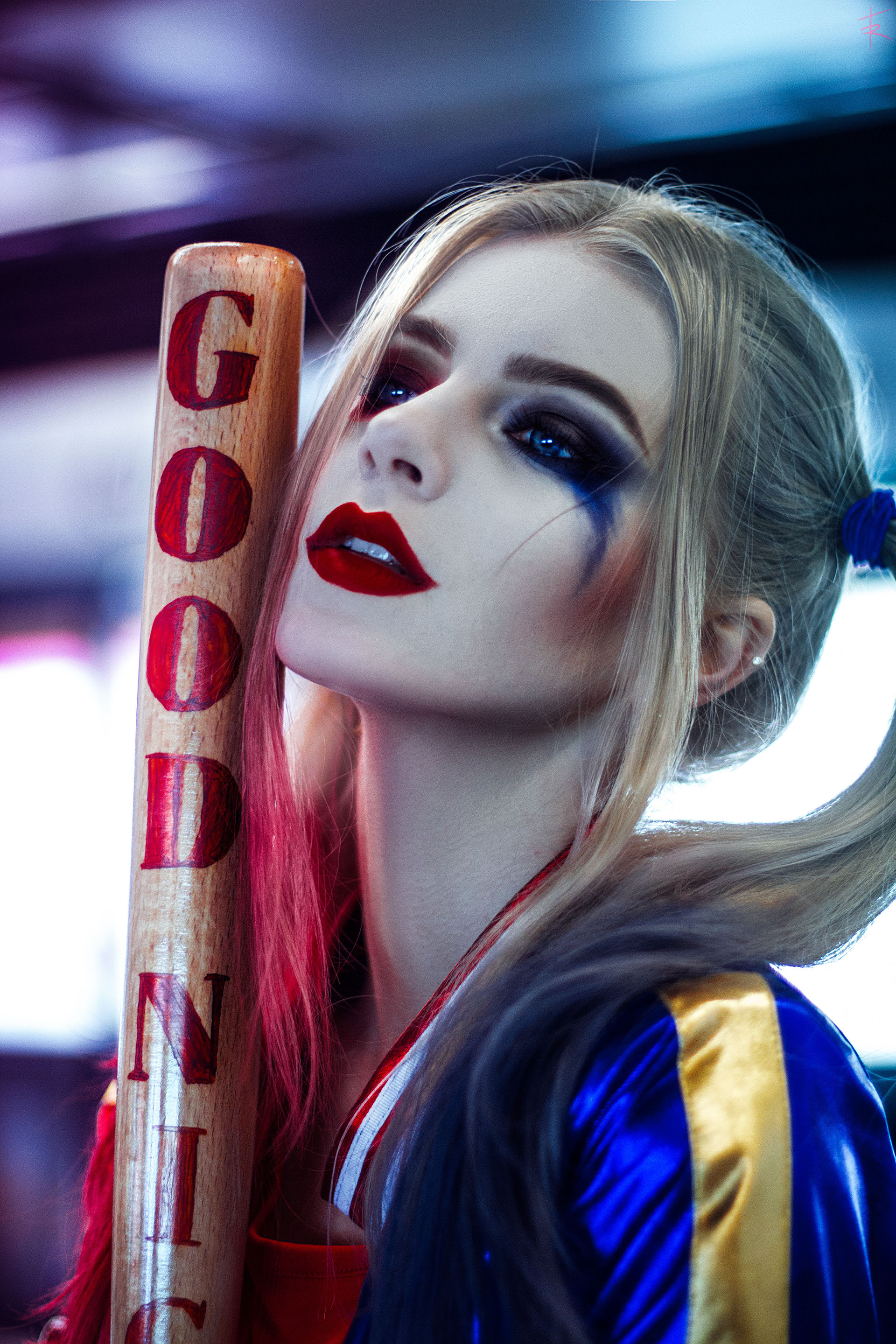 Harley Quinn Cosplay By Katie Kosova Aipt