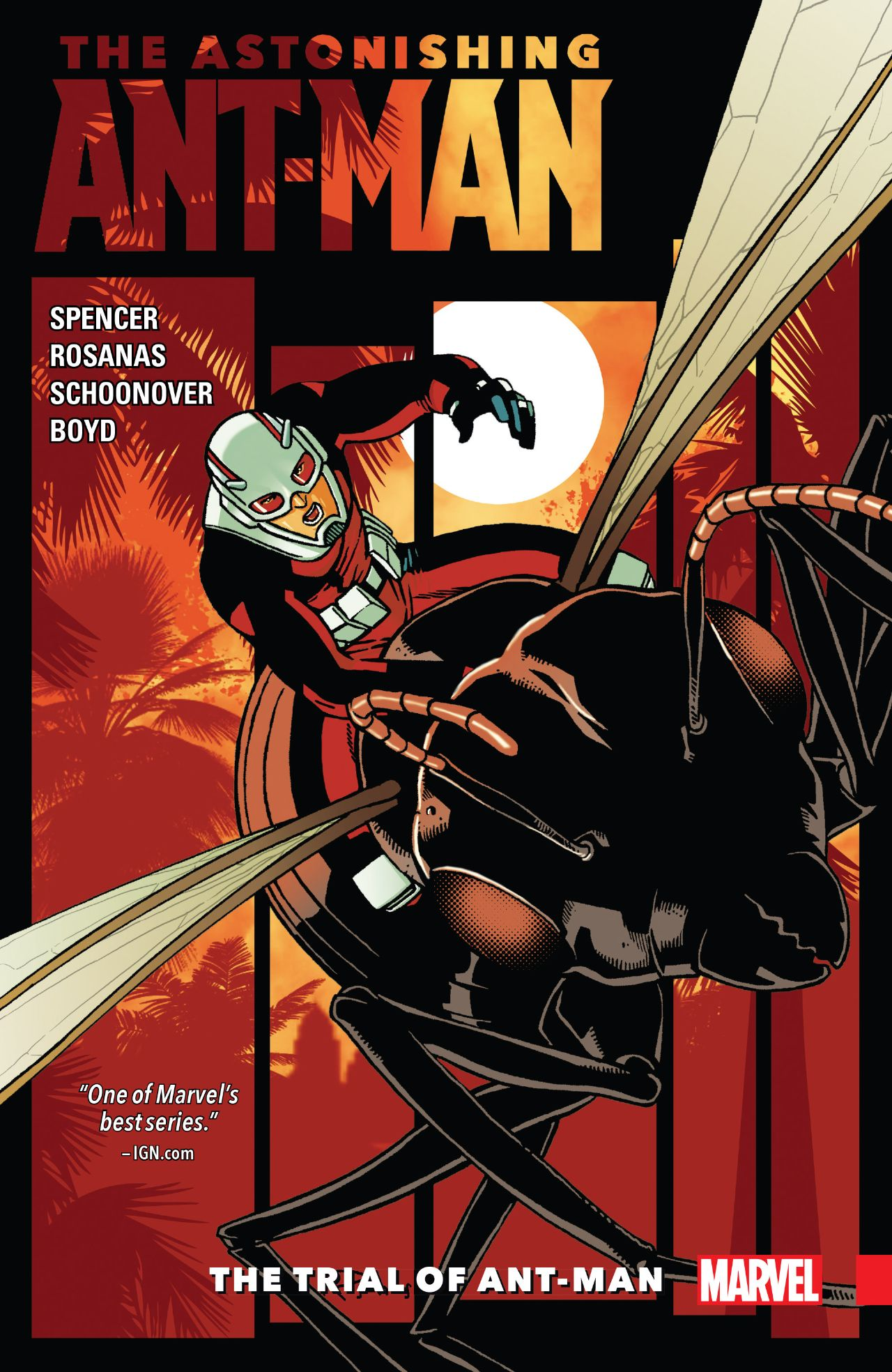 The Astonishing Ant-Man Vol. 3: The Trial of Ant-Man Review