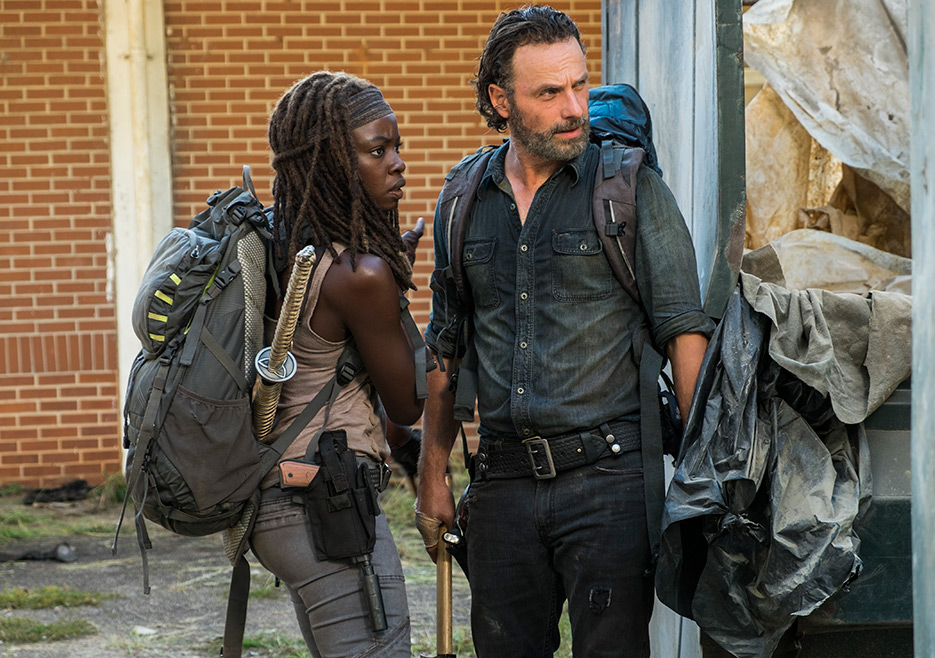 """The Walking Dead: Season 7, Episode 12 """"Say Yes"""" Review"""