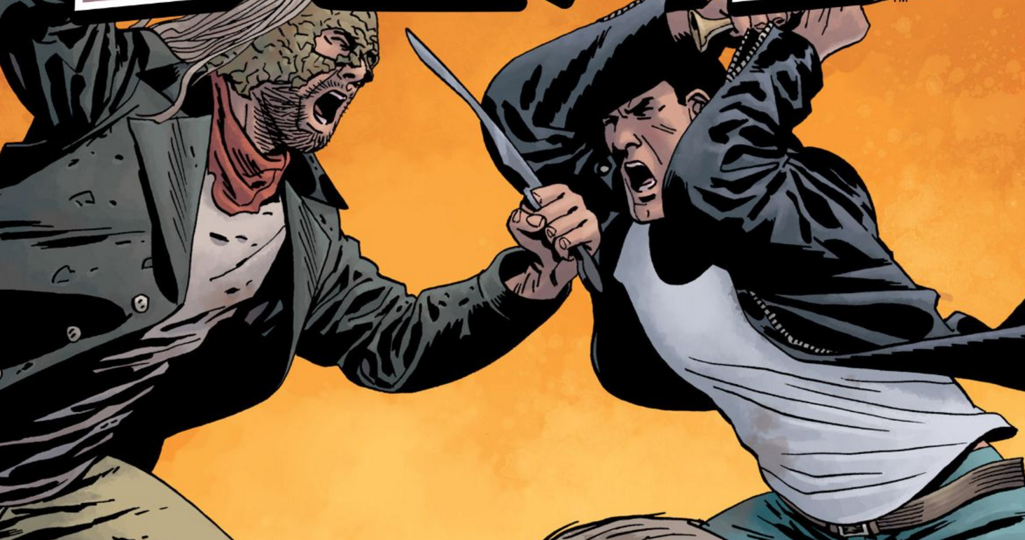 Robert Kirkman is killing off 'The Walking Dead' comic