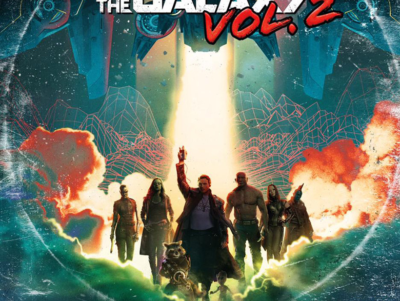 Marvel's Guardians of the Galaxy Vol. 2: The Art of the Movie Review