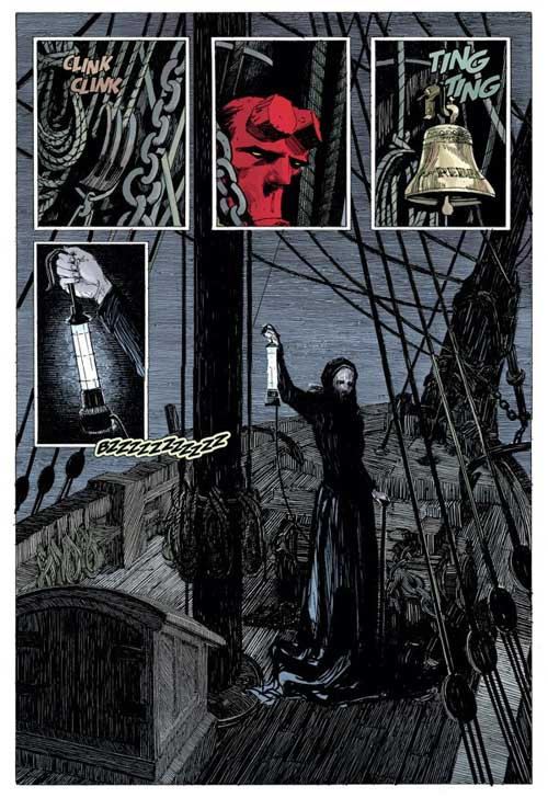 Hellboy: Into the Silent Sea Review