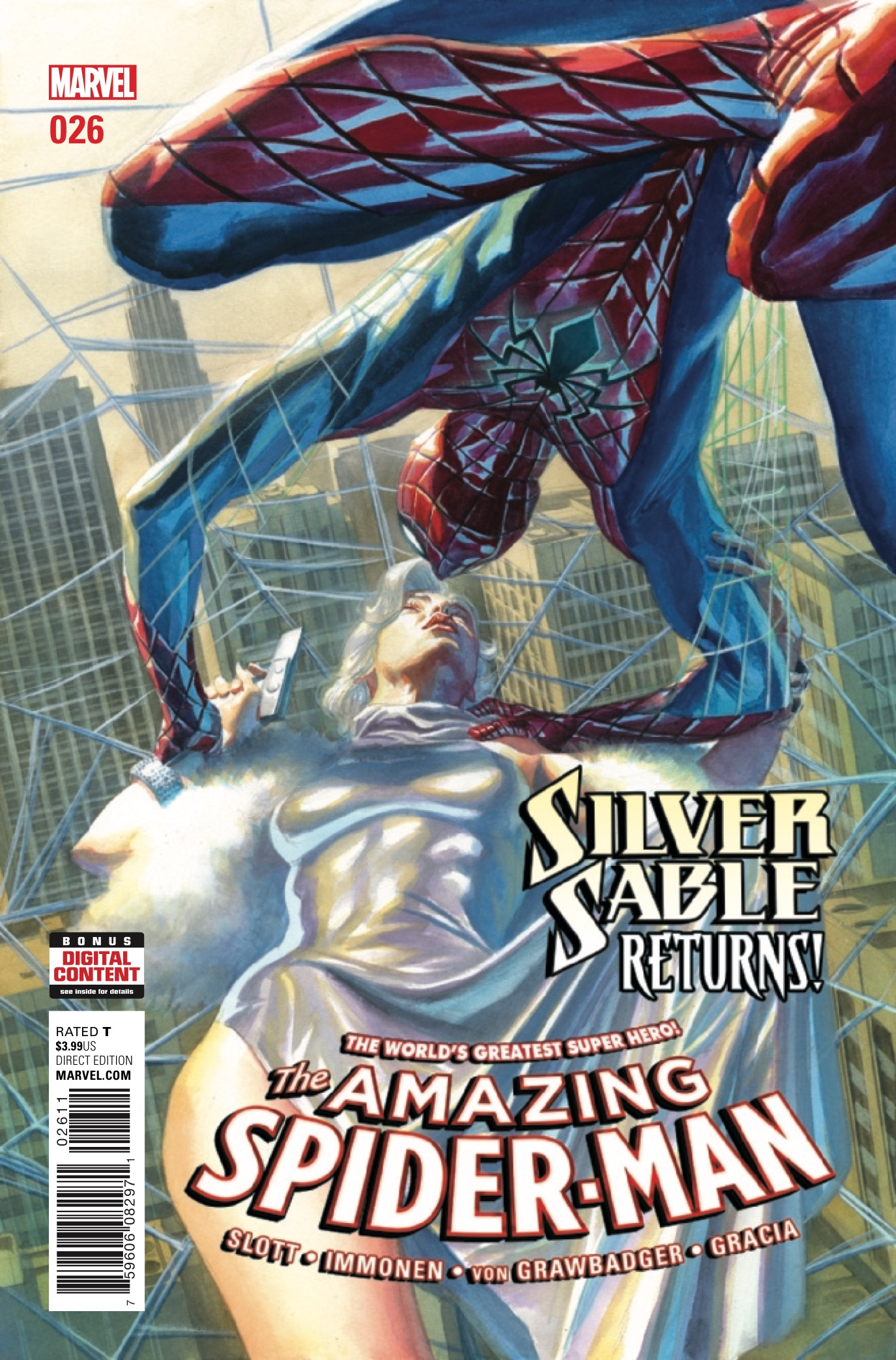 Amazing Spider-Man #26 Review