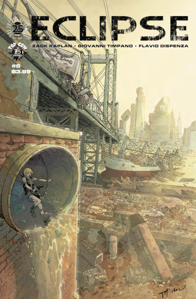 Eclipse #6 Review