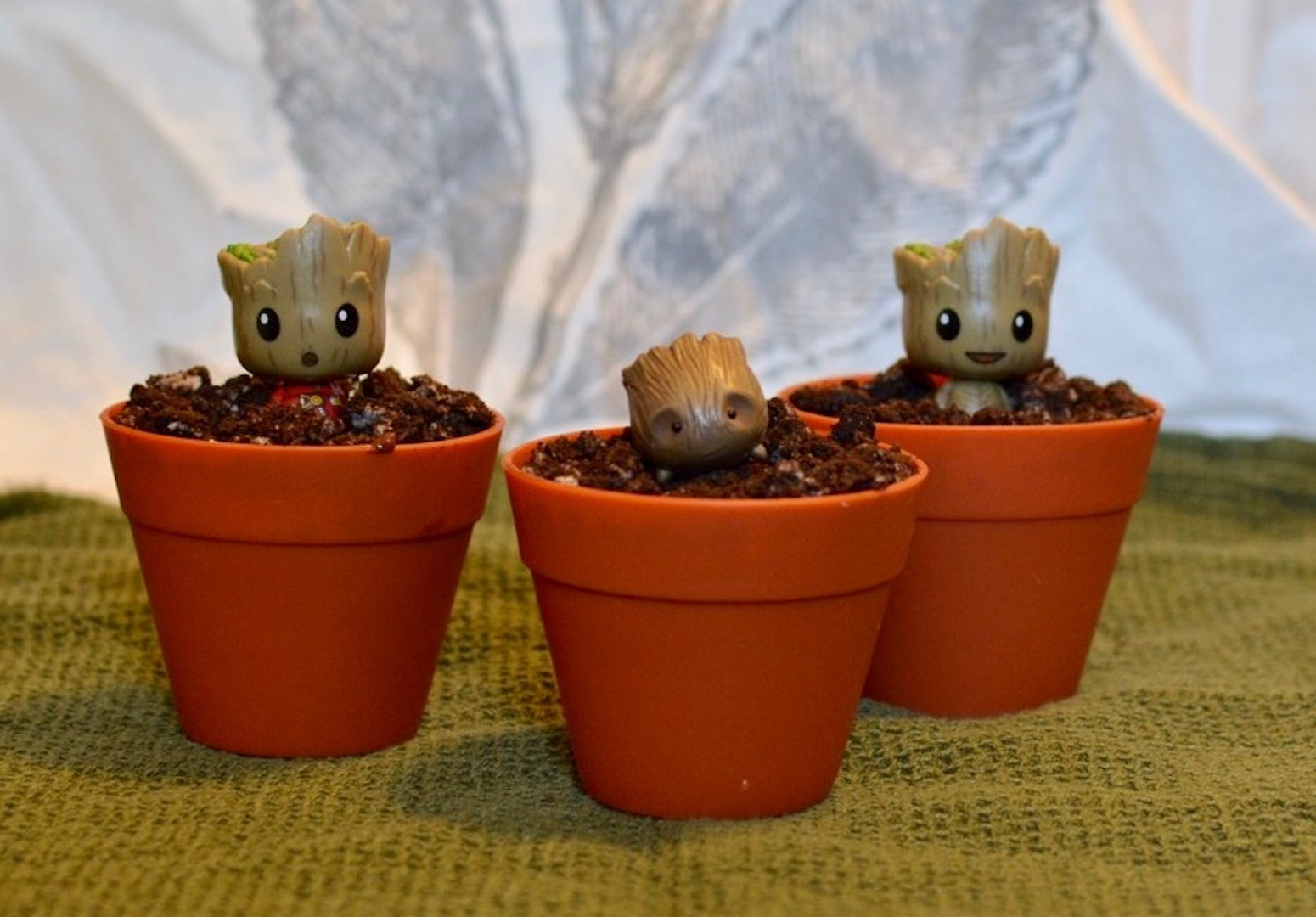 Recipe: Groot Trifle Pots