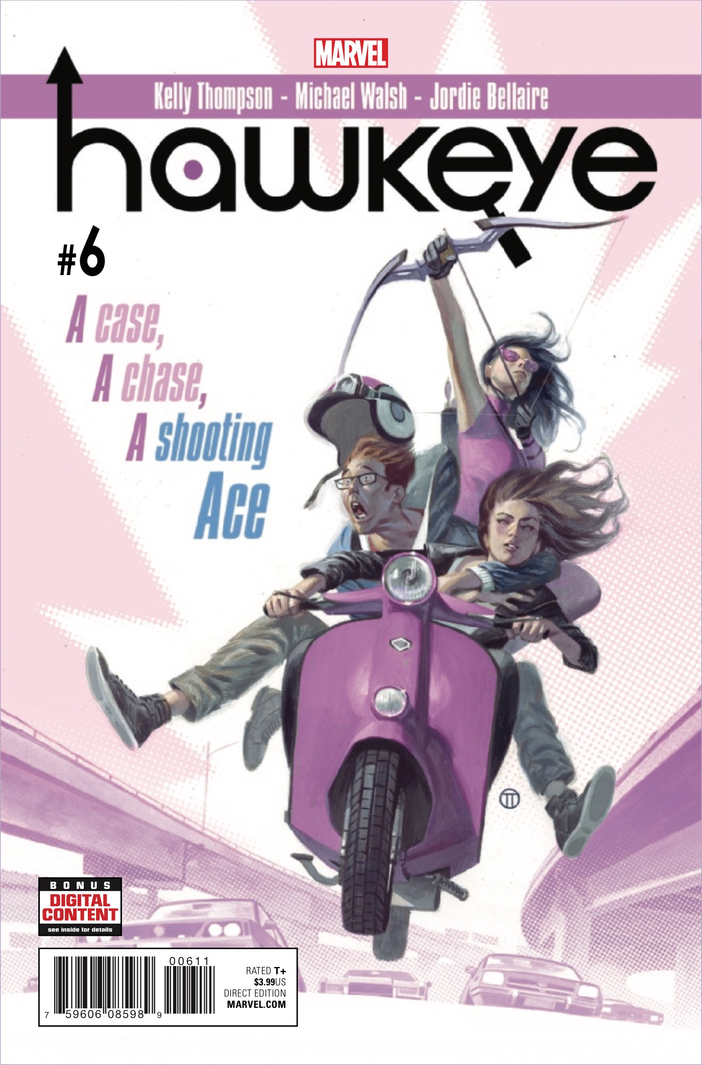 Marvel Preview: Hawkeye #6