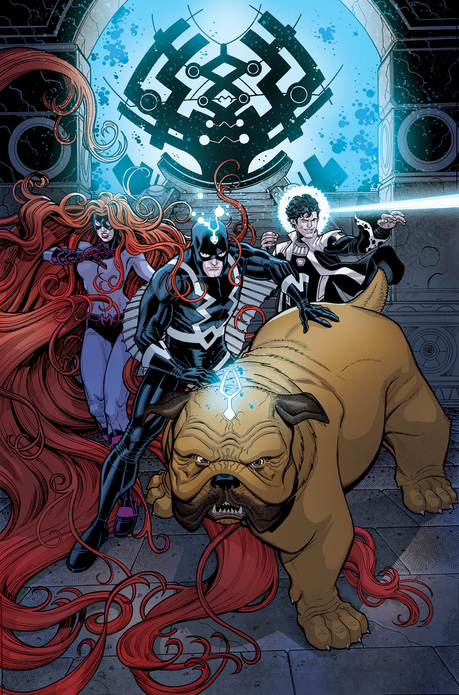 C2E2 Announcement: Marvel's Ressurxion Begins with Inhumans: Once and Future Kings #1