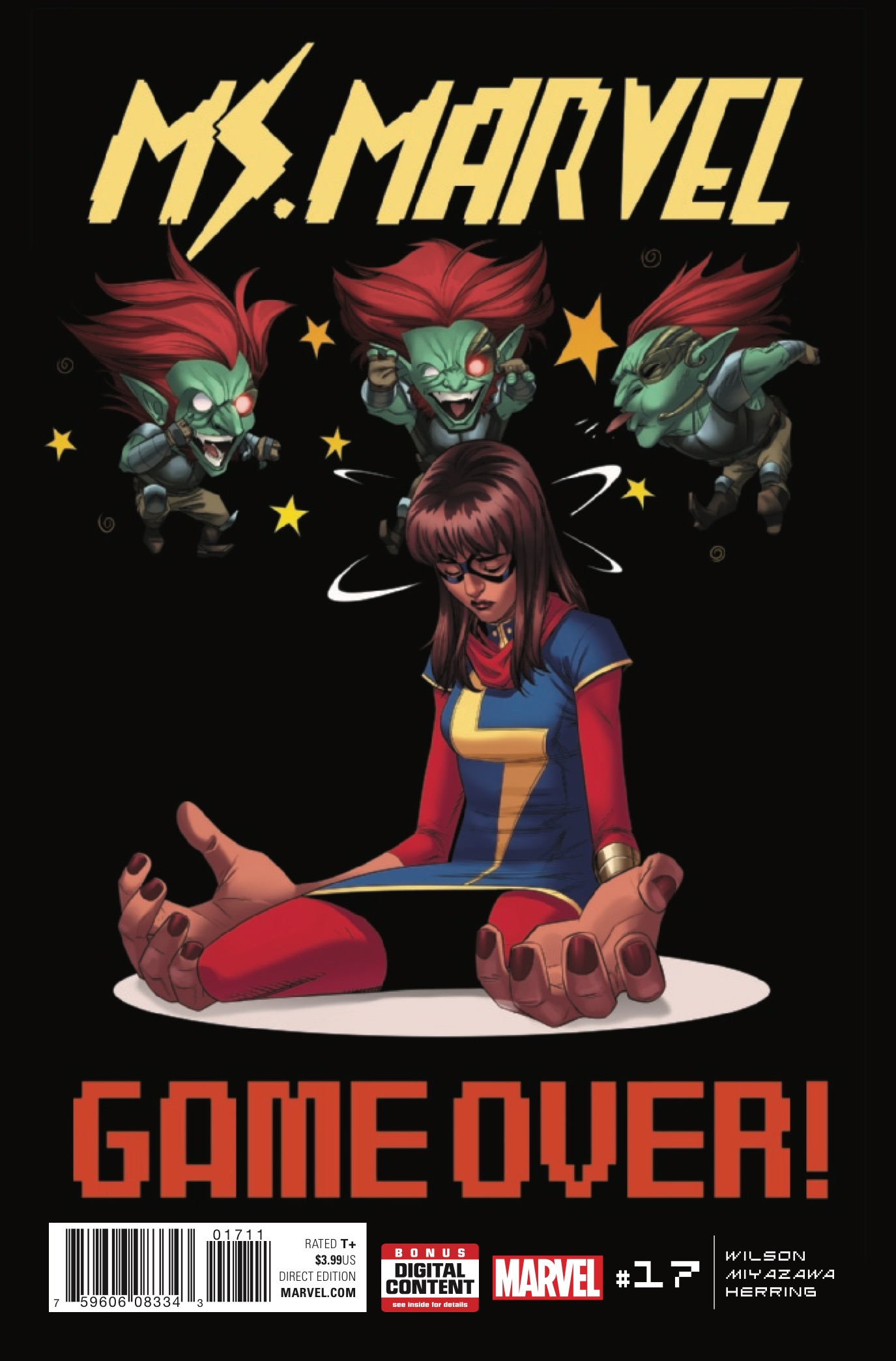 Ms. Marvel #17 Review