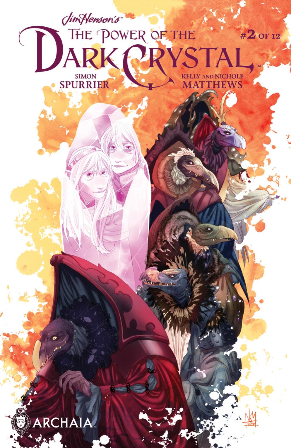 The Power of the Dark Crystal #2 Review