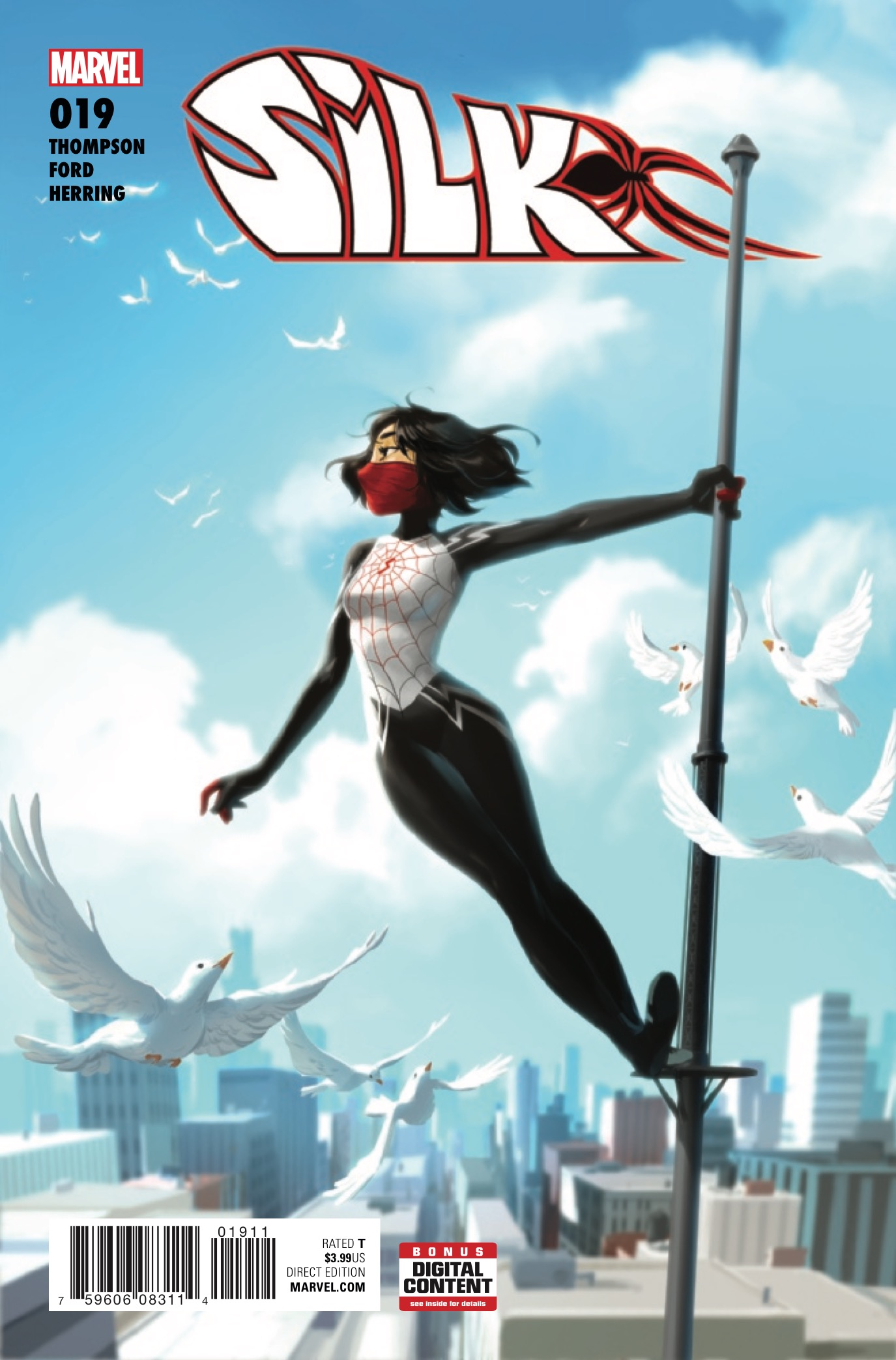 Silk #19 Review