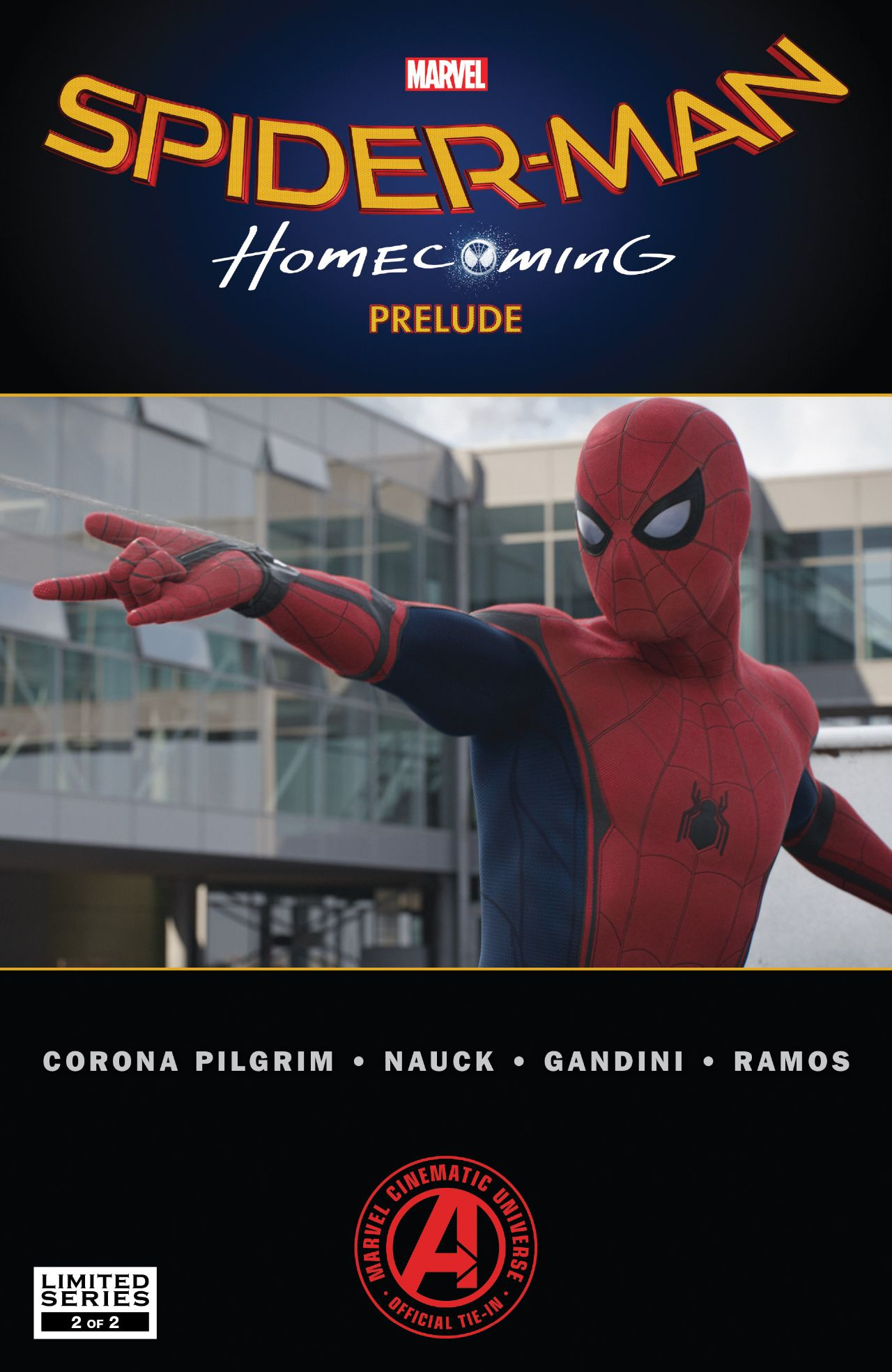 'Spider-Man: Homecoming Prelude' is a lackluster recap of 'Captain America: Civil War'
