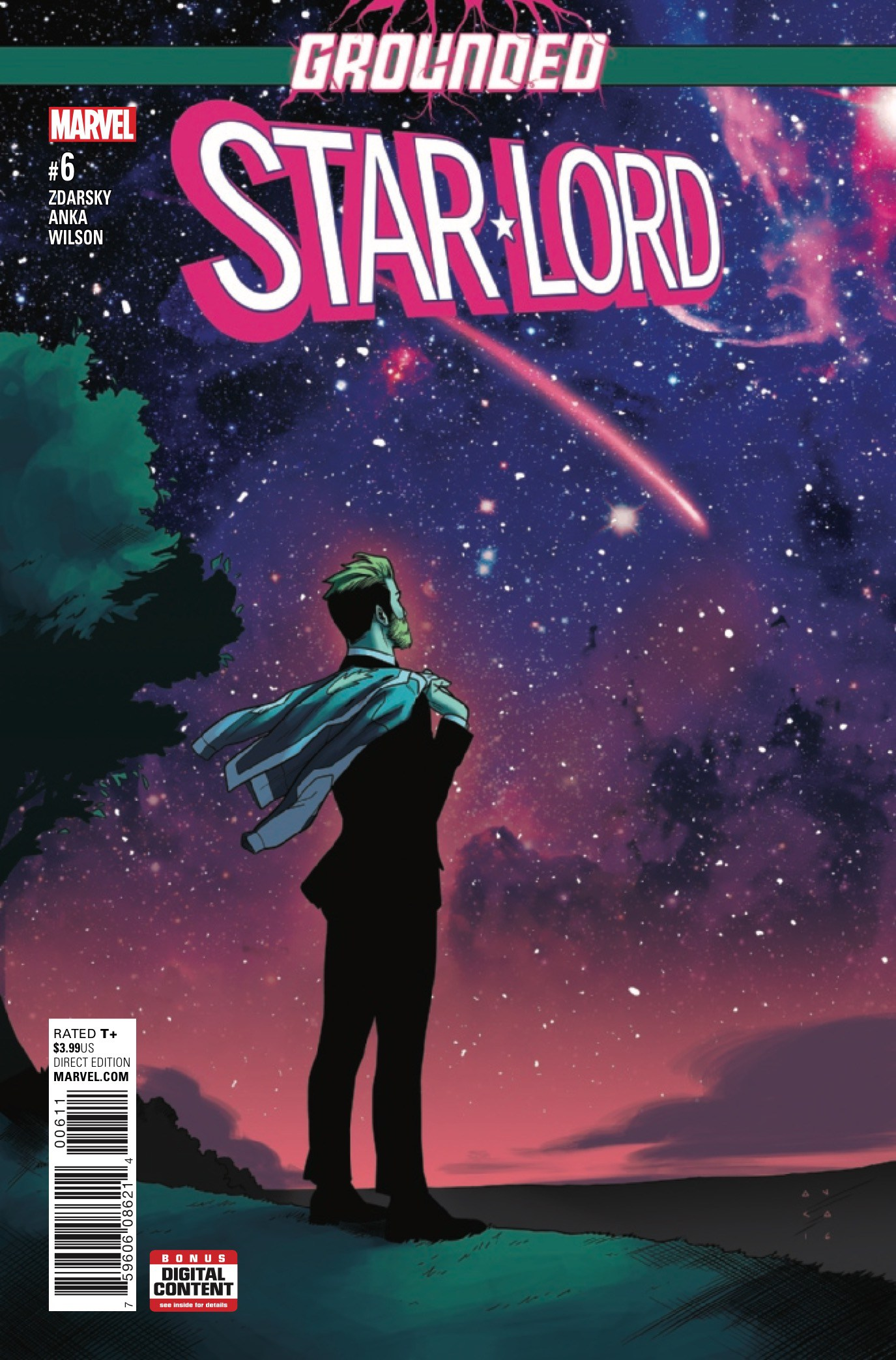 Star-Lord #6 Review