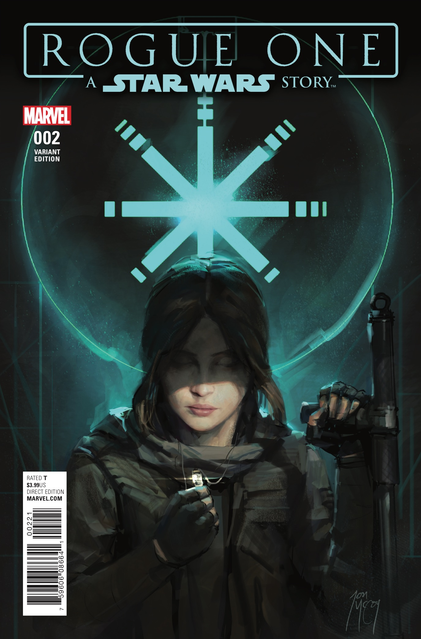 Marvel Preview: Star Wars: Rogue One Adaptation #2