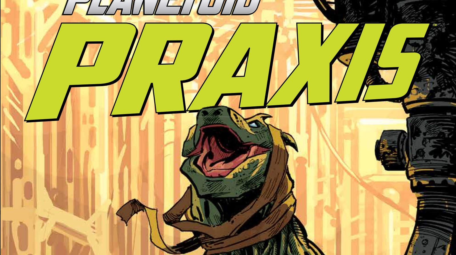 Planetoid: Praxis #3 Review