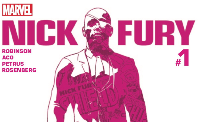 Marvel Preview: Nick Fury #1