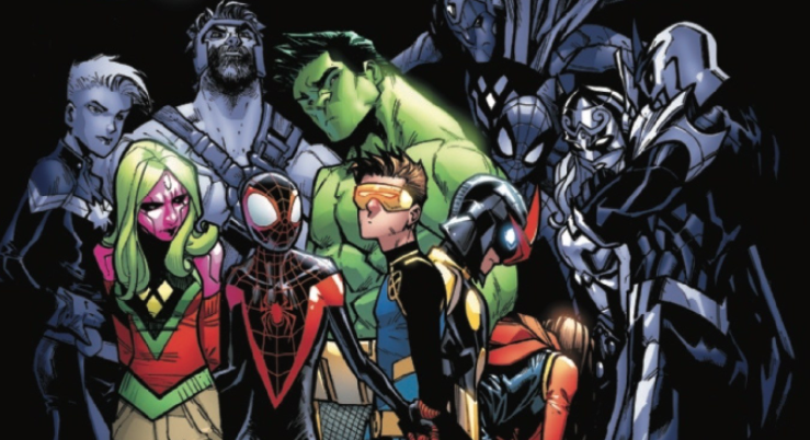 Marvel Preview: Champions #8