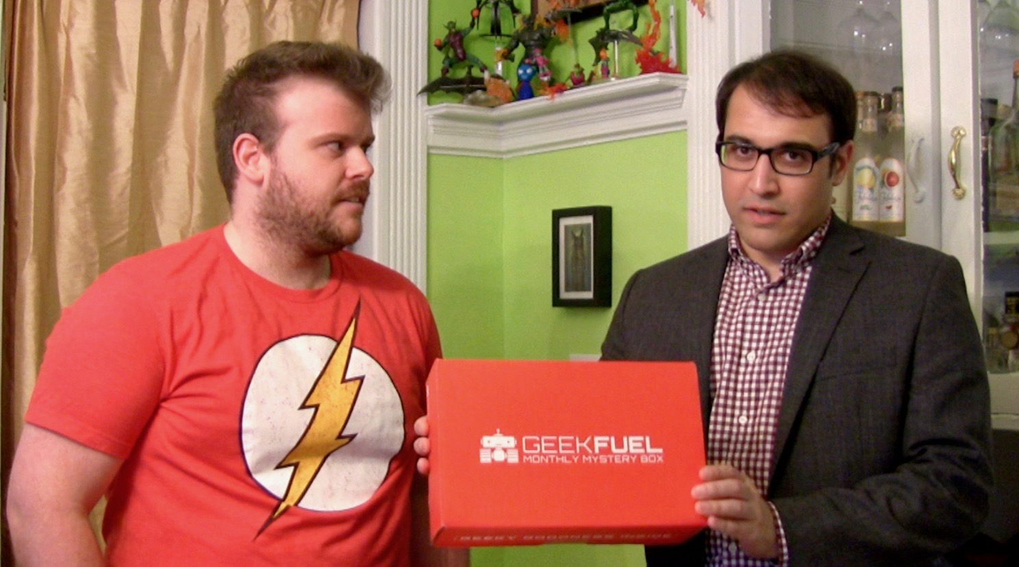 Unboxing/Review: Geek Fuel Mystery Box