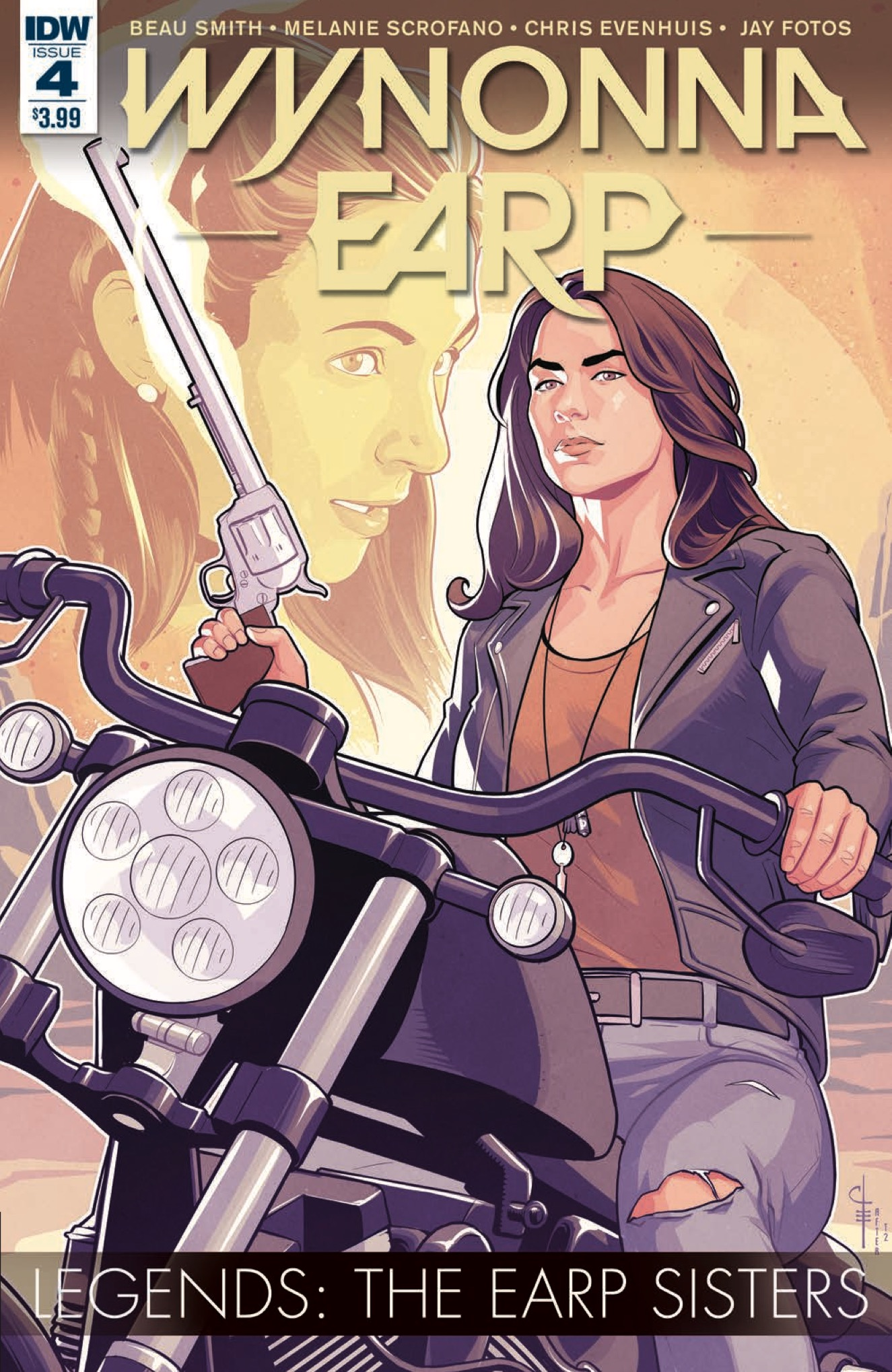 [EXCLUSIVE] IDW Preview: Wynonna Earp Legends: The Earp Sisters #4