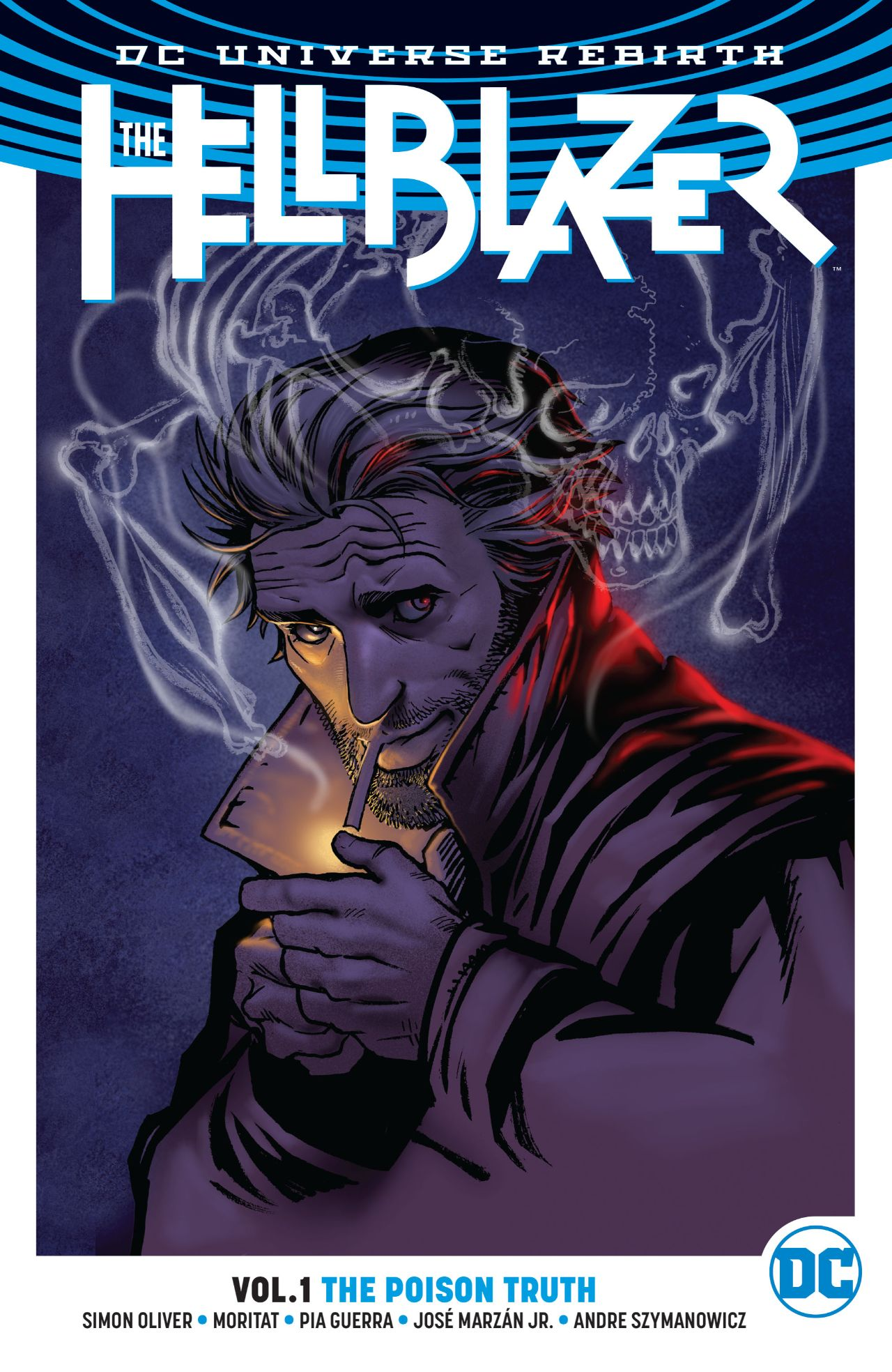 The Hellblazer Vol. 1: The Poison Truth Review