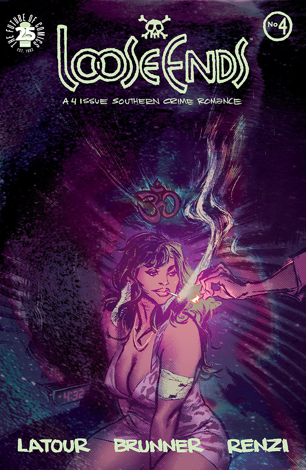 Loose Ends #4 Review