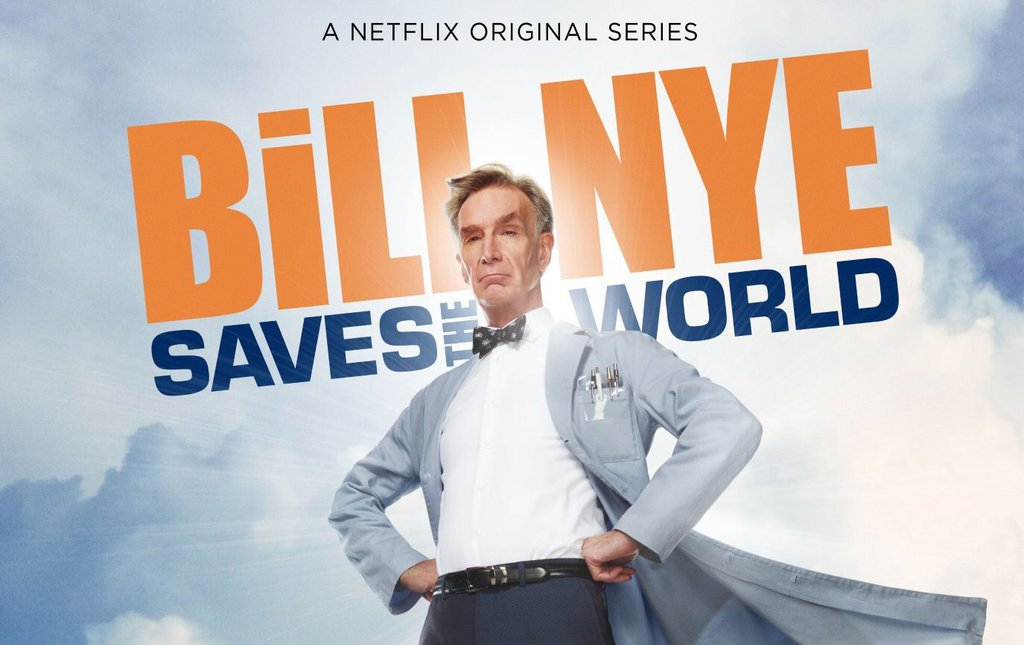 Netflix has revived a lot of pop culture from our past:  Arrested Development, Wet Hot American Summer, Full House, Gilmore Girls. But while some may view Netflix's newest series, Bill Nye Saves the World, as the platform's latest attempt to play off our nostalgia, there are a few differences from his original '90s PBS series Bill Nye the Science Guy.