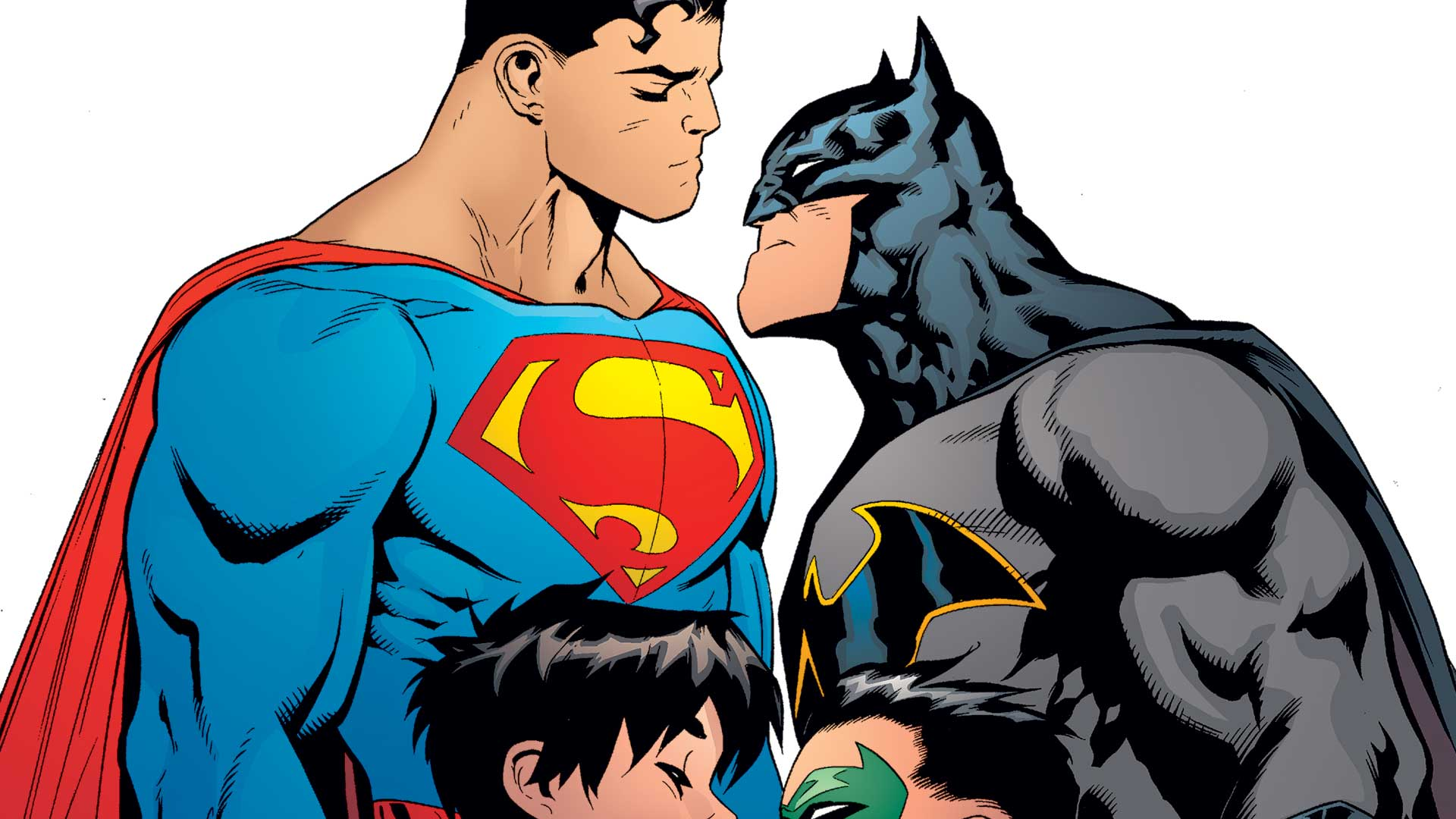Superman Volume 2 Trial Of The Super Sons Review Aipt