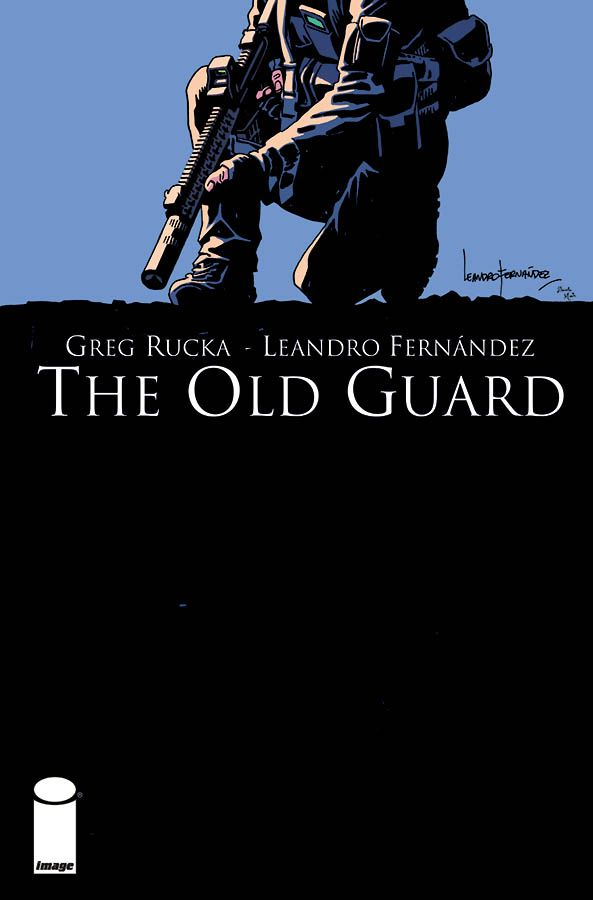 The Old Guard #3 Review