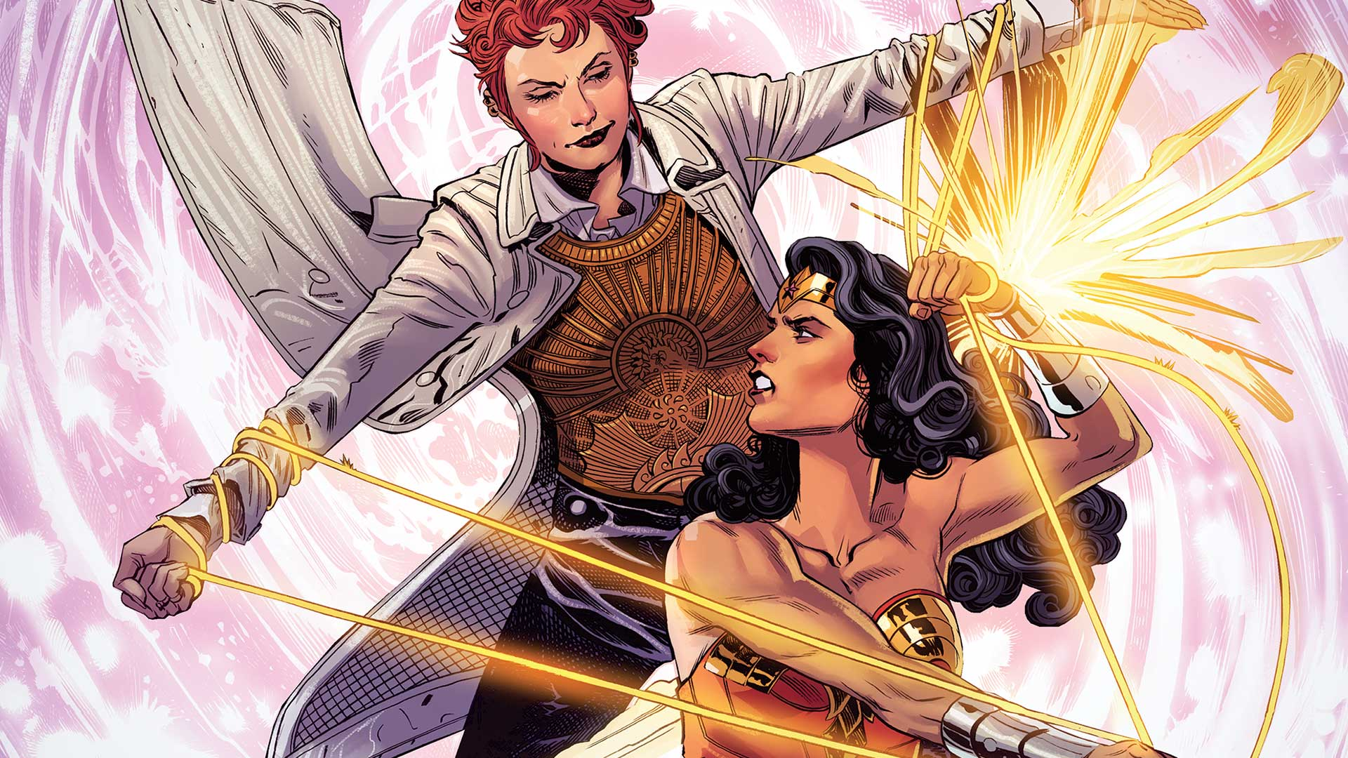 Wonder Woman #20 Review