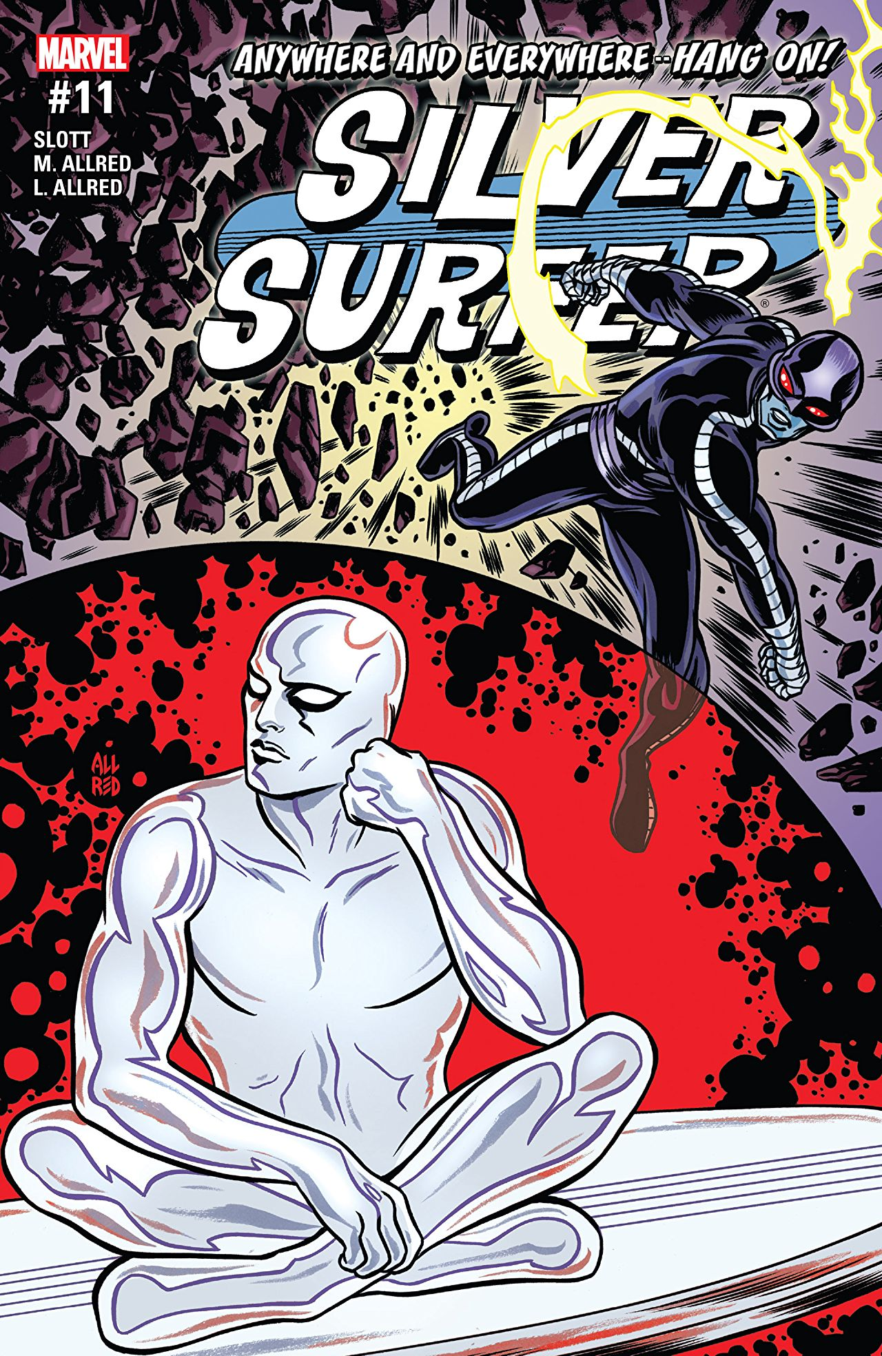 Silver Surfer #11 Review