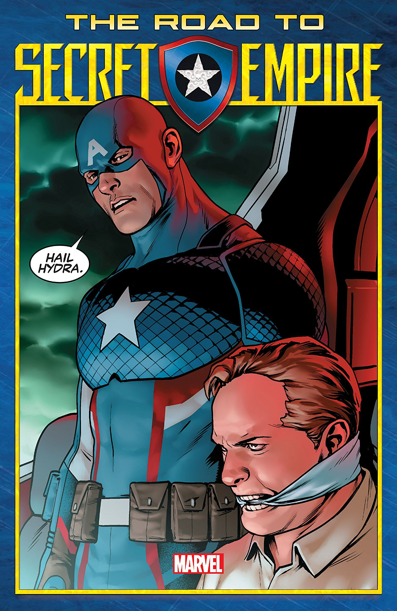 The Road to Secret Empire Review