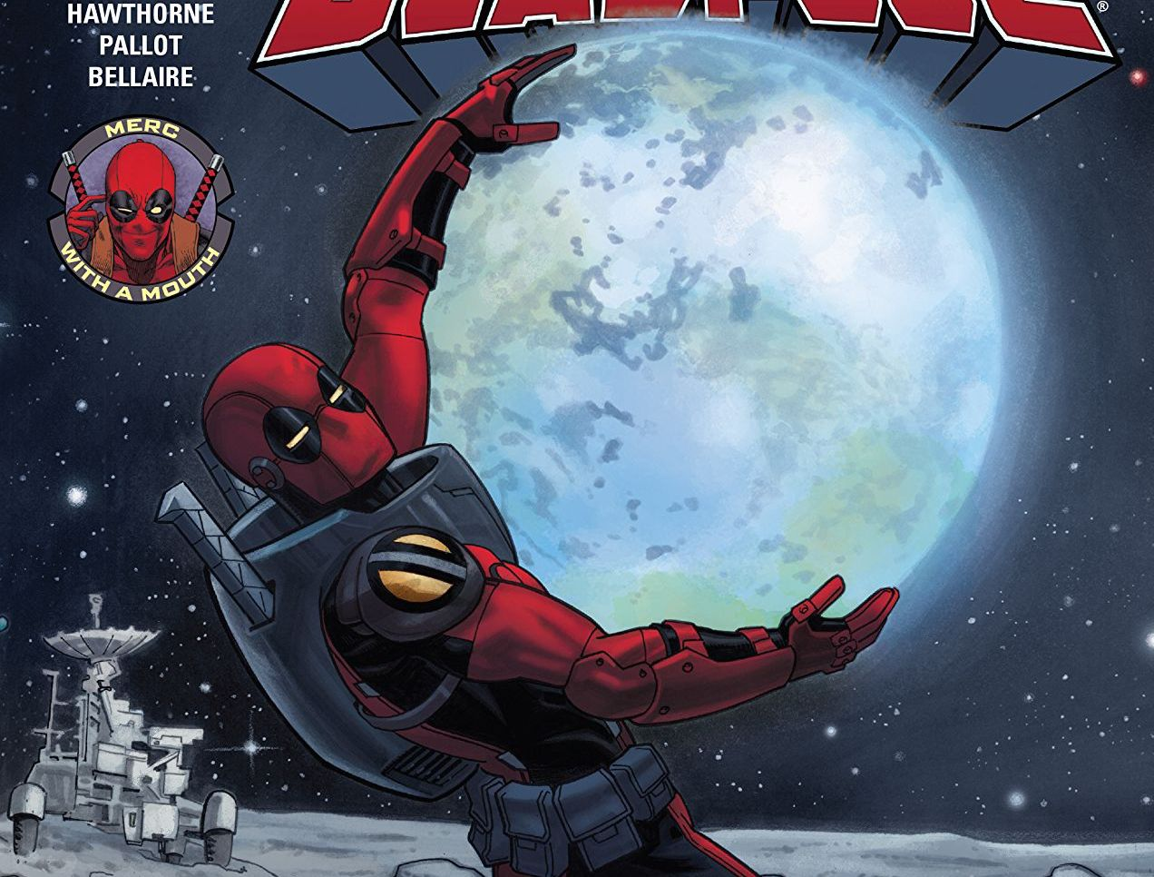 [EXCLUSIVE] Marvel Preview: Deadpool #30