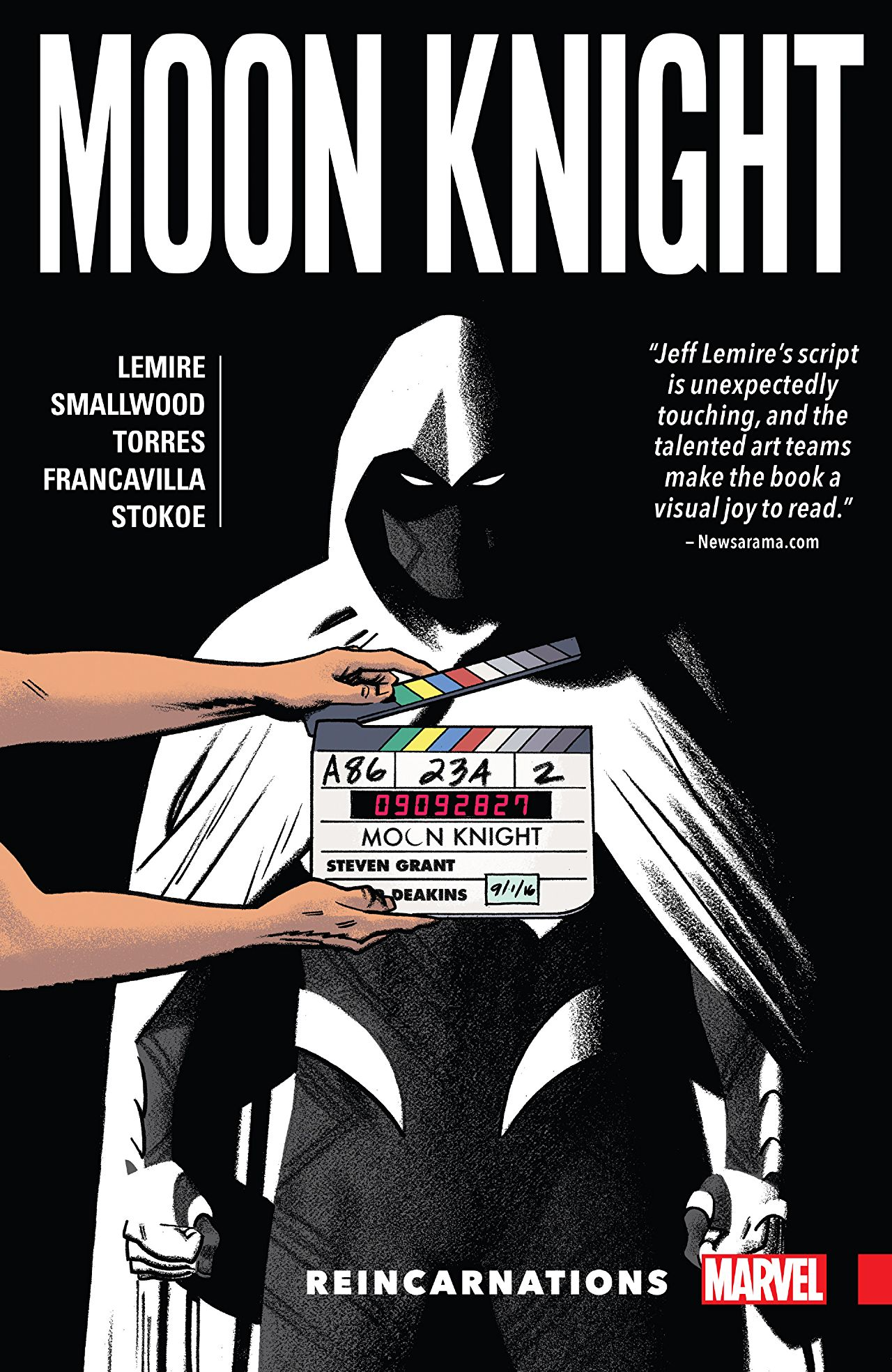 Prescribe This Identity Crisis: 'Moon Knight Vol. 2: Reincarnations' Review