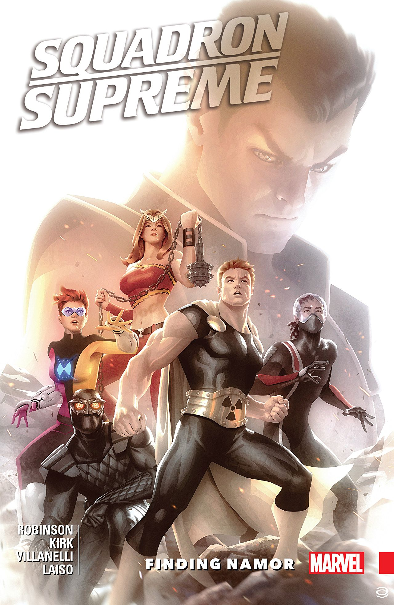 A Heroes Redemption Story: 'Squadron Supreme Vol. 3: Finding Namor' Review