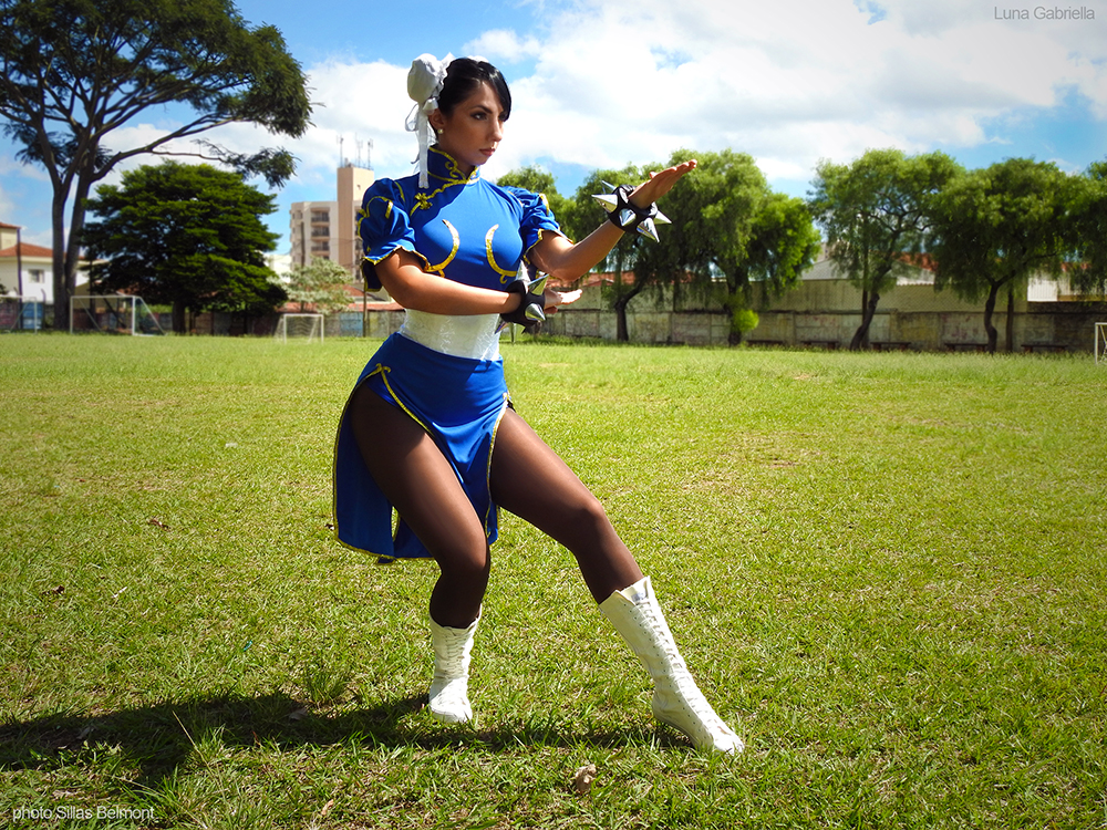 Today, AiPT! sits down to talk cosplay with kung fu extraordinaire Luna Gabriella! We get insight into her detailed cosplay creation process, how she got started with kung fu and her love of all things nerd!