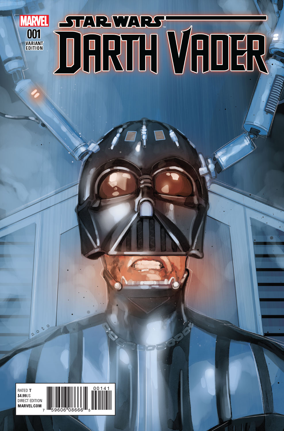 Marvel Preview: Darth Vader #1