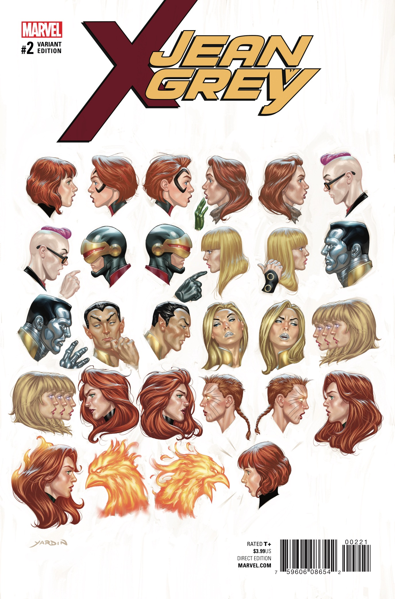 Marvel Preview: Jean Grey #2