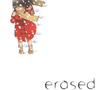 Erased Vol. 1 Review