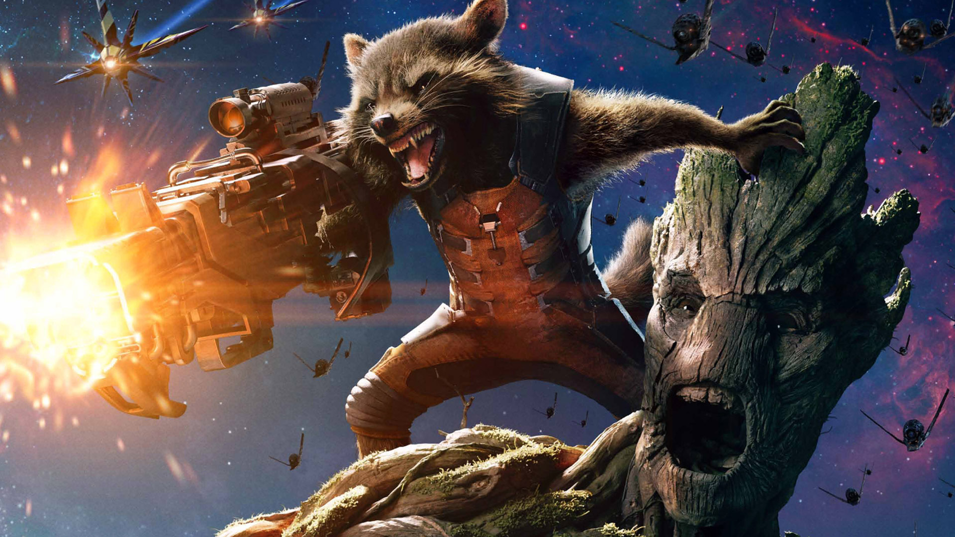 Dan Abnett's  Guardians of the Galaxy: Rocket Raccoon & Groot Steal the Galaxy is a flarking good time!