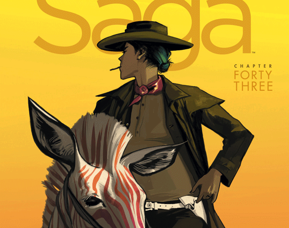Complete list of 2017 Eisner Award winners: 'Saga' wins big