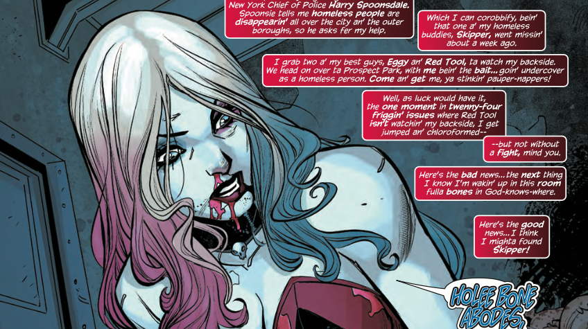 Harley Quinn #19 Review