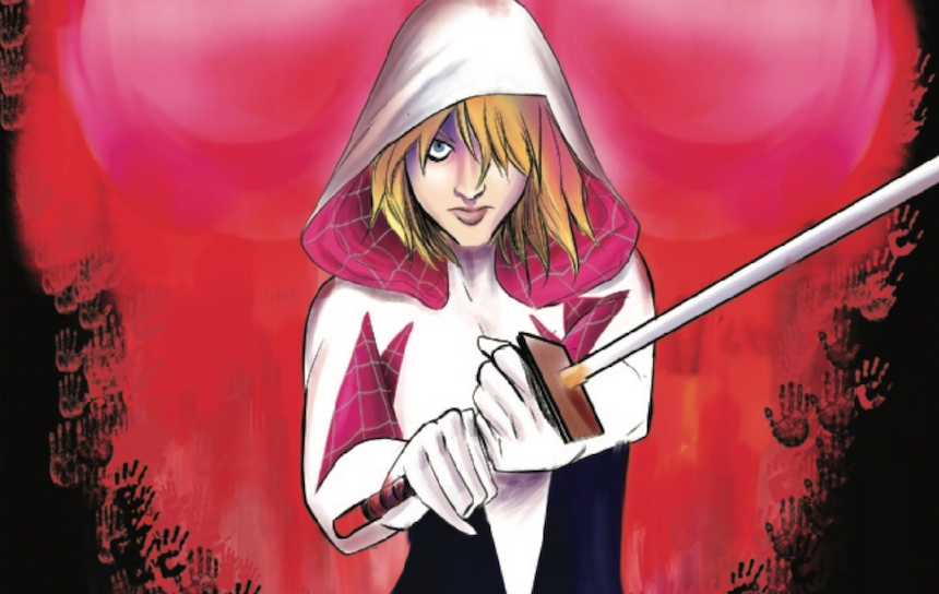 Spider-Gwen #19 Review