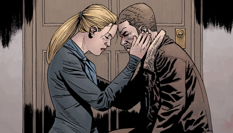 The Walking Dead #167 Review