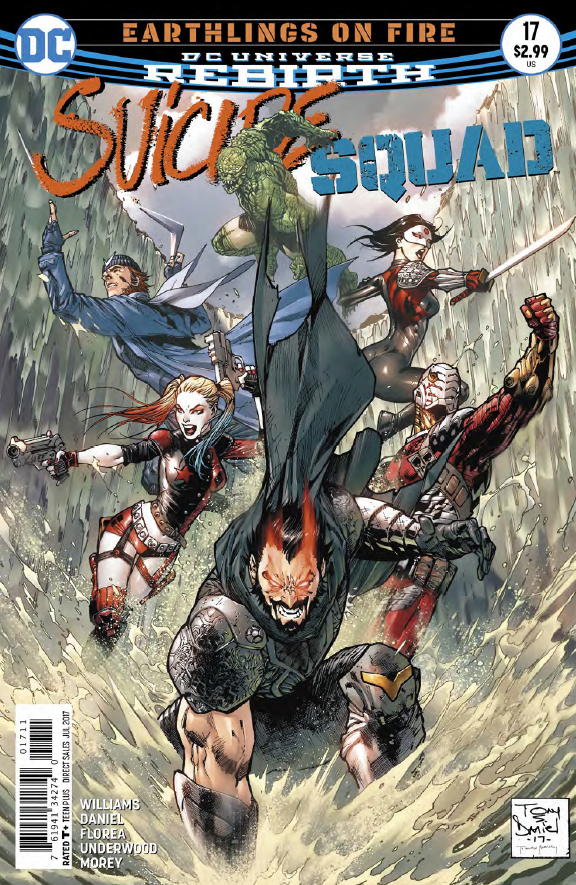 Suicide Squad #17 Review