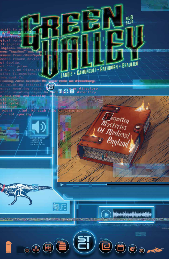 Green Valley #8 Review