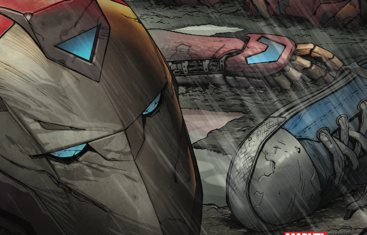 Marvel Preview: Invincible Iron Man #7